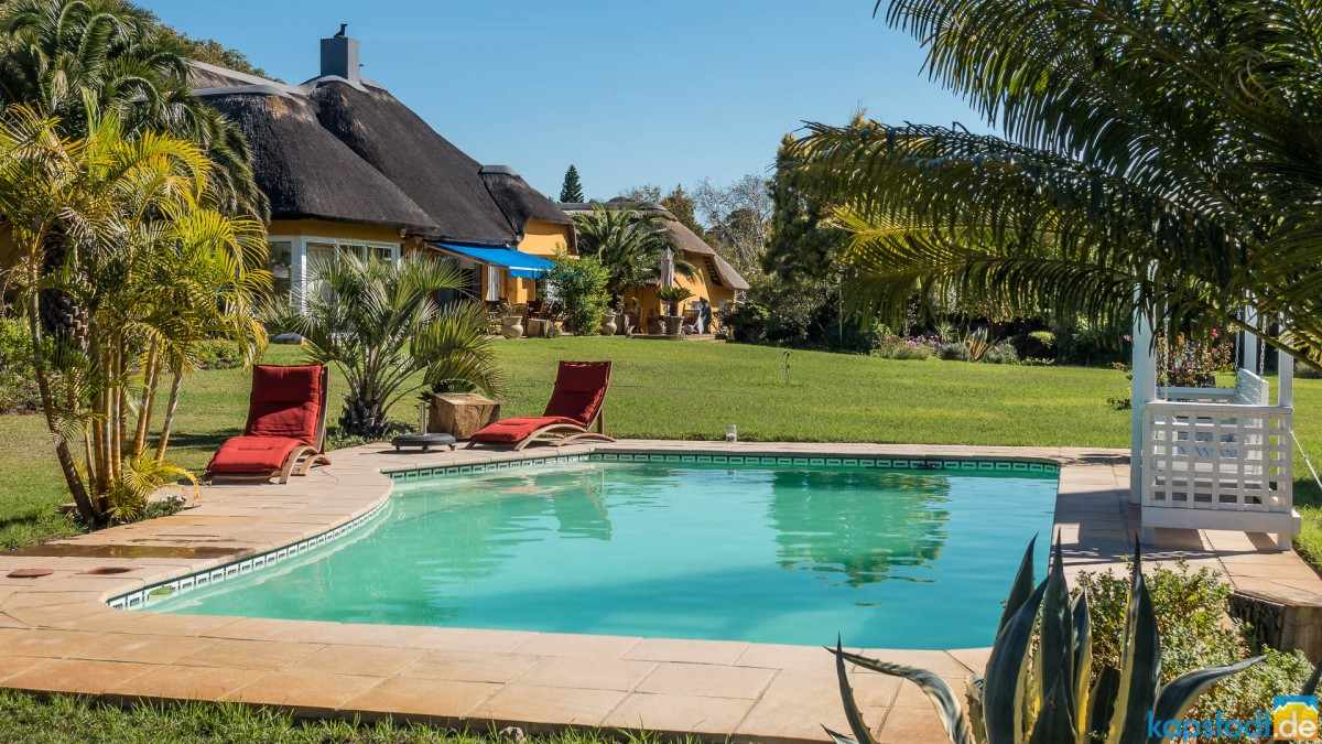 Selfcatering holiday accommodation in Somerset West