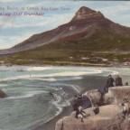 Postkarte Camps Bay um 1905