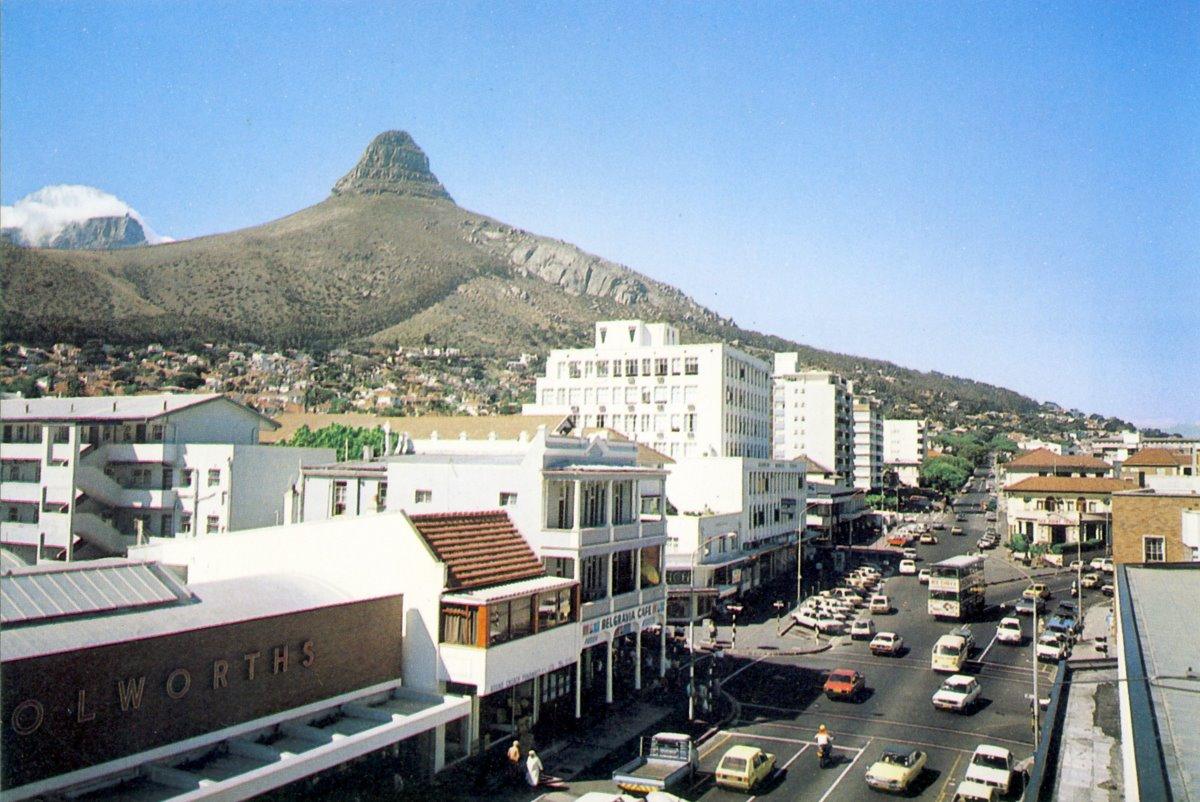 Main rd. ,Sea Point 1980
