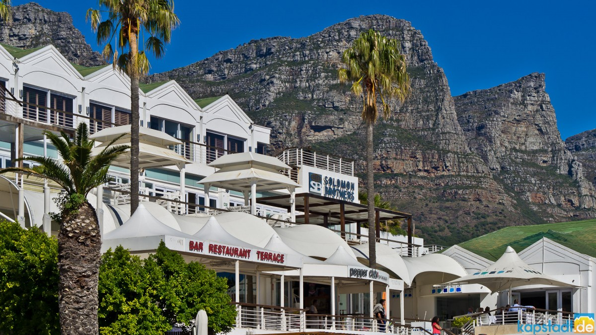 Restaurants in Camps Bay