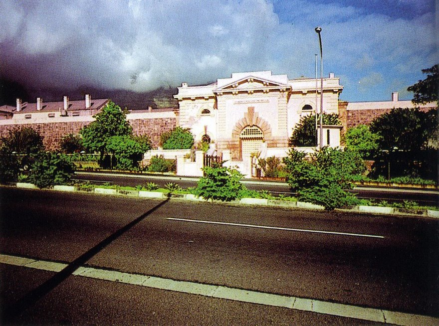 Roeland str.Prison