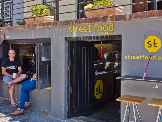 Impressions from Bree Street