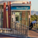 "MyCiti busstop ""Woodbridge Island"""