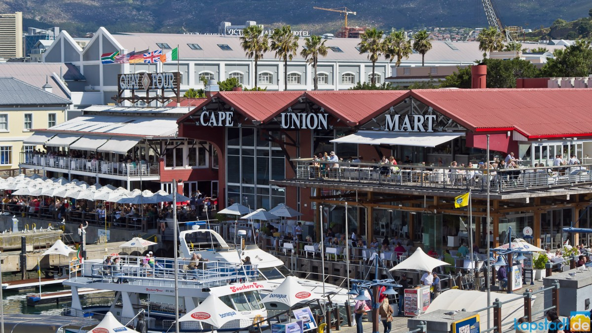 Cape Union Mart at the V&A Waterfront