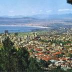 City skyline 1963