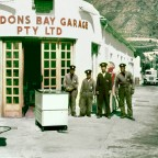 Gordons Bay Garage, 1962