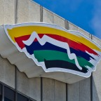 City of Cape Town Logo at the Civic Centre