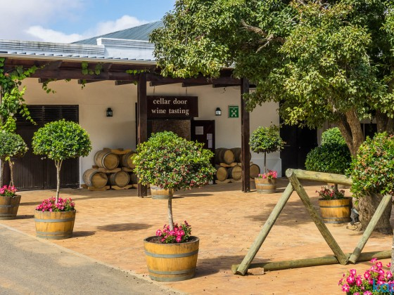 Meerendal Wine Estate near Durbanville - Cellar Door Wine Tasting