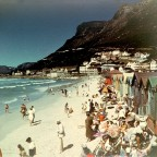 Cape Town , South Africa, in Colour 1949