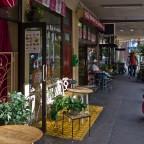 Long Street scene