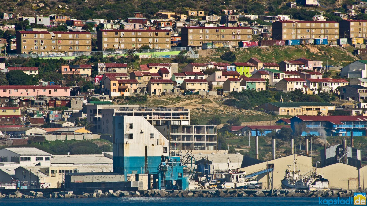 Harbour Heights in Hout Bay