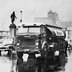 C.T's winter's can be wet and cold 1961