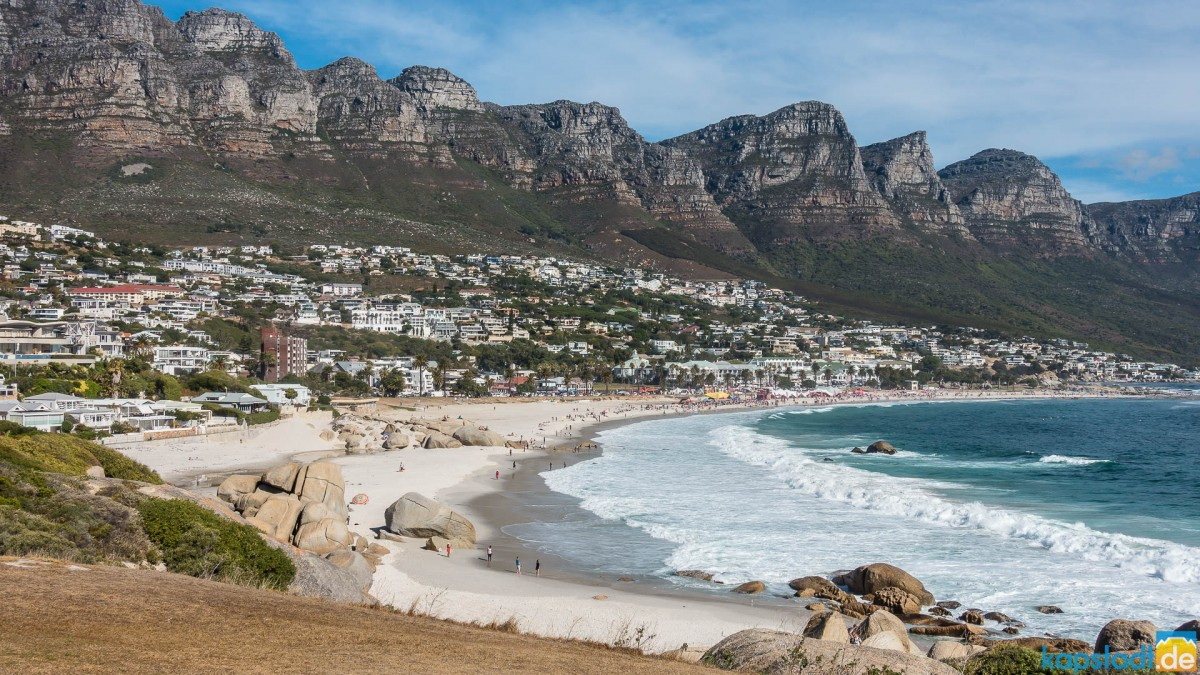 Camps Bay from Maidens Cove