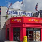 London Town Pub at Koeberg Road