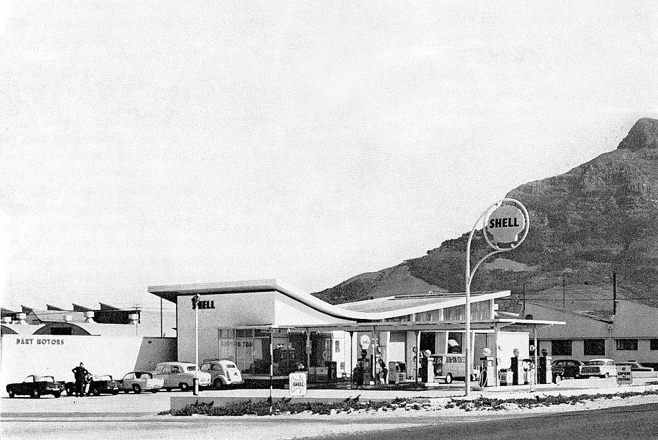 Dart Motors circa 1960
