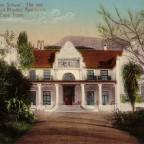 Postkarte Cecil Rhodes Residence