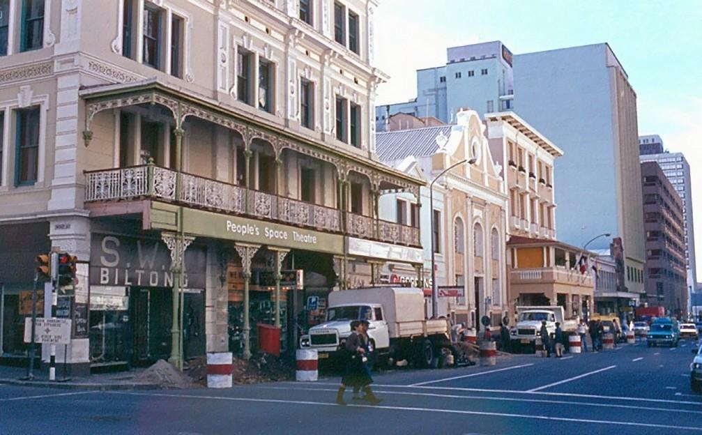 Long street c1980