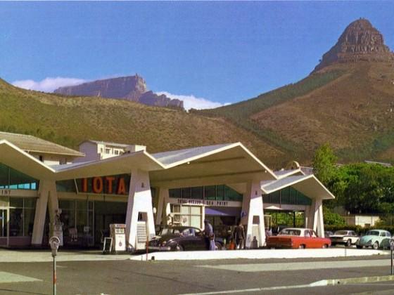 Total garage Sea Point 1968