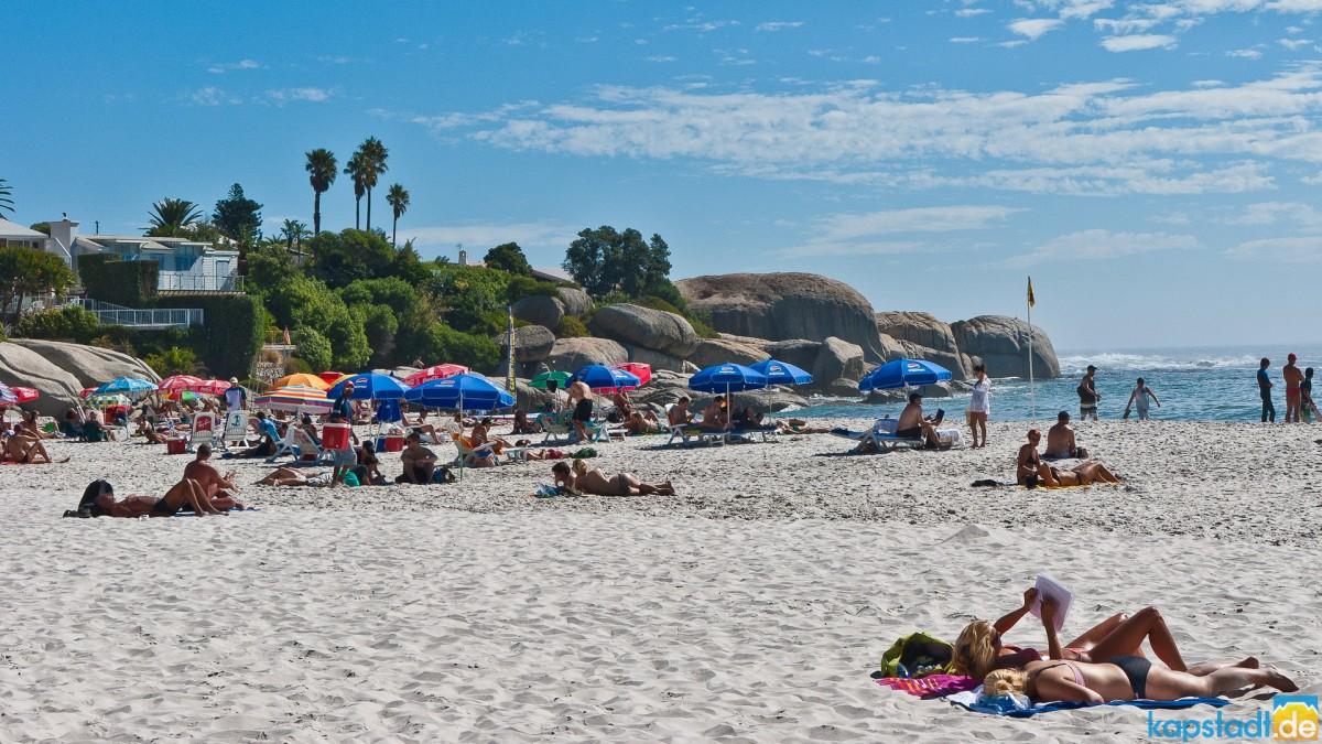 Clfton Beach