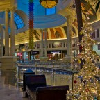 Canal Walk Shopping Mall during Xmas time