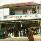 The Little Wonder Store,Hanover street, c1969