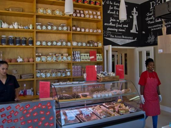 Bakery in Kalk Bay