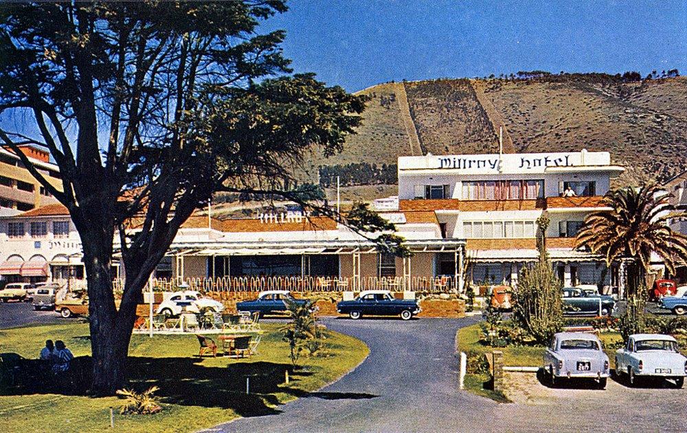 Millroy Hotel,Sea Point 1968