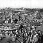 Fun Fair,Van Riebeeck Festival 1952