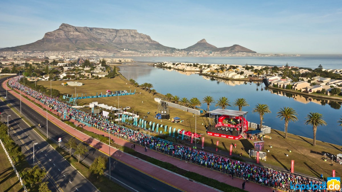 FNB Cape Town 12 ONERUN on 17 May 2015