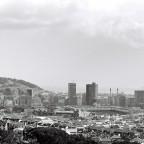 City skyline, 1975