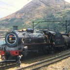 Working the Simonstown line 1977