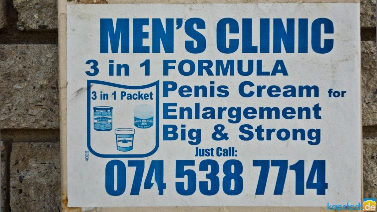 Informal advertising along Koeberg Road