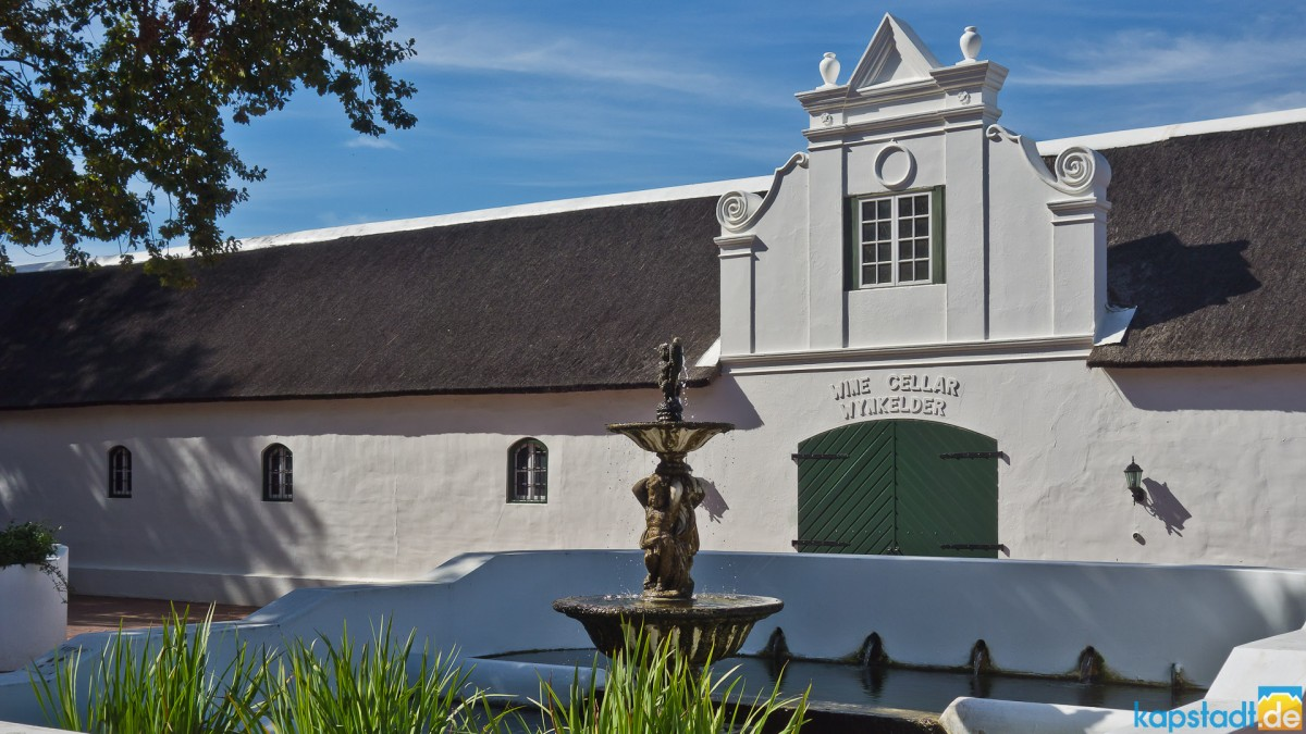 Neethlingshof Wine Estate in Stellenbosch