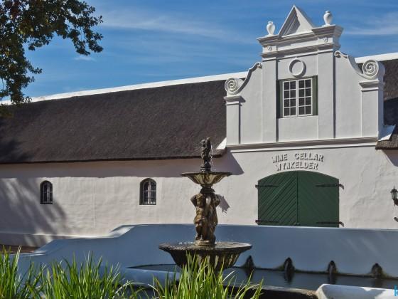 Neethlingshof Wine Estate in Stellenbosch