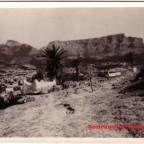 Postkarte Kapstadt 1928