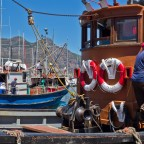Impressions from Hout Bay Harbour