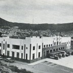 ape Town central Fire Station 1963
