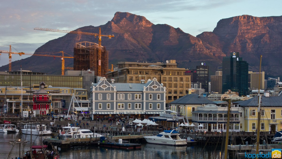 Impressions of the V&A Waterfront