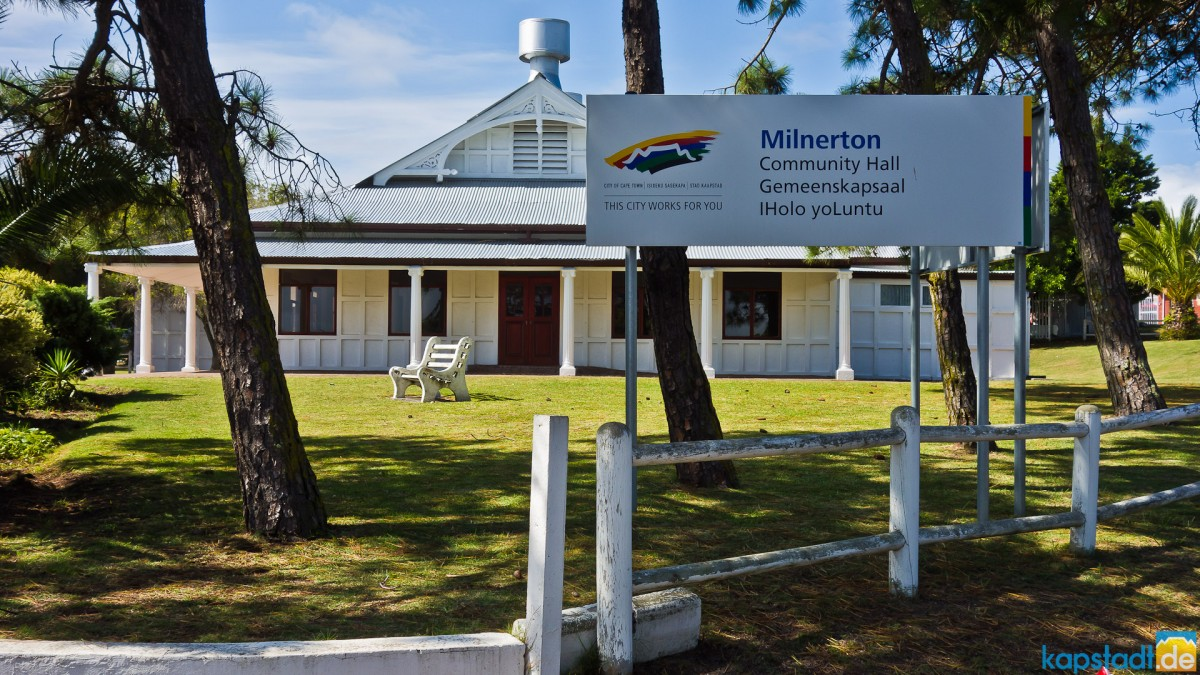 Jansen's Hall - Milnerton Town Hall