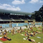 Newlands swimming pool 1964