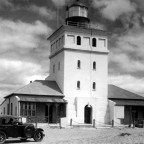 Mouille Point lighthouse circa 1925