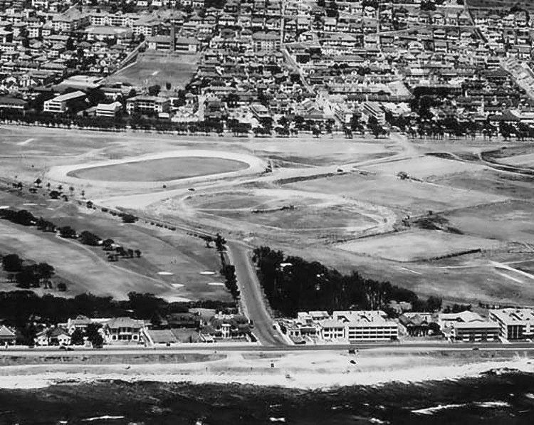 Mouille Point circa 1952