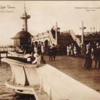Postkarte Promenade Pier