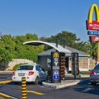 Mc D at Koeberg Road in Milnerton