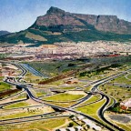 Koeberg interchange 1968