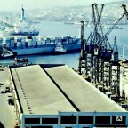 A. Berth in the Duncan Dock 1977