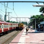 Rondebosch station mid 70s