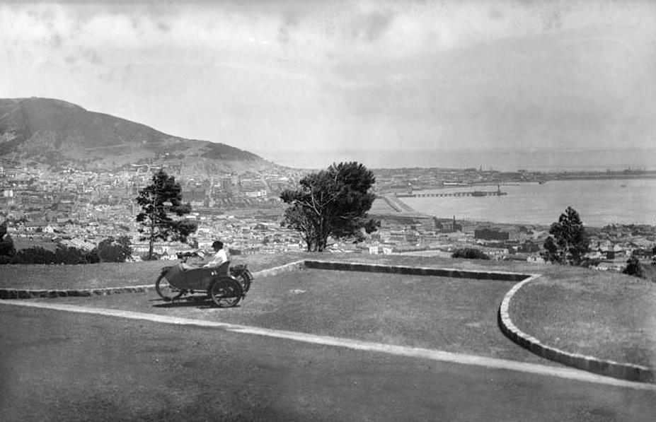 De Waal Drive, c1933