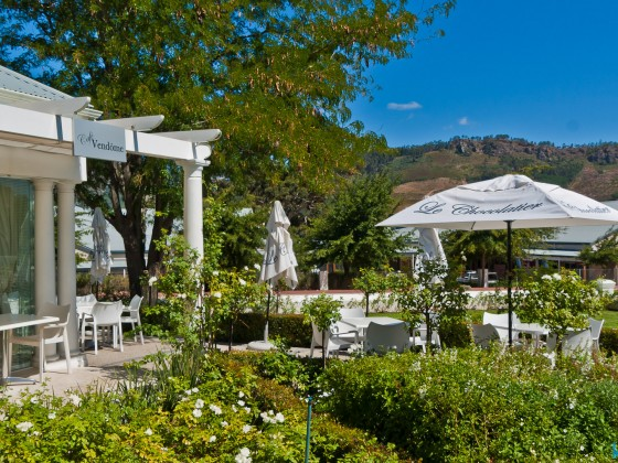 Images from Franschhoek