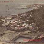 Postkarte Simons Town gelaufen 1905 nach Michigan-USA